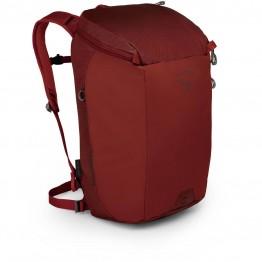 Рюкзак Osprey Transporter Zip червоний