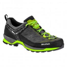 Кроссовки Salewa MS MTN Trainer мужские серые/зеленые