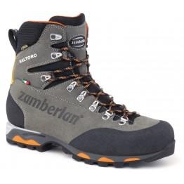 Ботинки Zamberlan Baltoro GTX мужские серые
