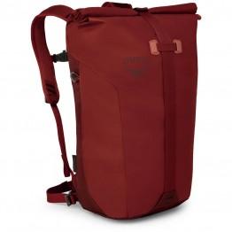Рюкзак Osprey Transporter Roll красный