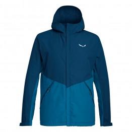 Куртка Salewa Puez PTX 2L чоловіча синя