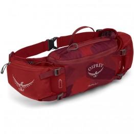 Поясная сумка Osprey Savu красная