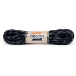 Шнурівки Zamberlan Black/Grey чорні