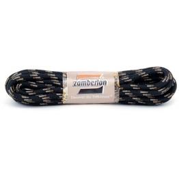 Шнурки Zamberlan Black/Beige черные/бежевые