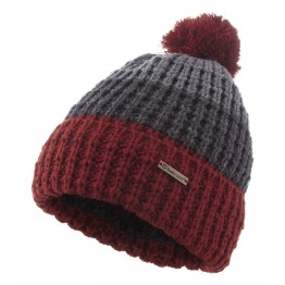 Шапка Trekmates Franklin Knit Hat червона