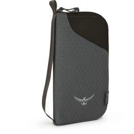 Кошелек Osprey Document Zip Wallet черный