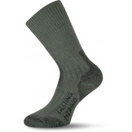 Шкарпетки Lasting TXC зелений
