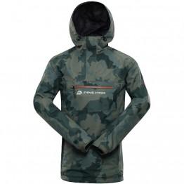 Куртка Alpine Pro Celest 2 Mns мужская зеленая