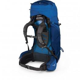 Рюкзак Osprey Aether AG 60 синій