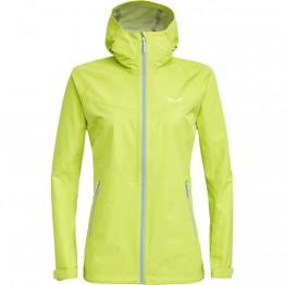 Куртка Salewa Aqua Wmn 3.0 (2019) женская зеленая