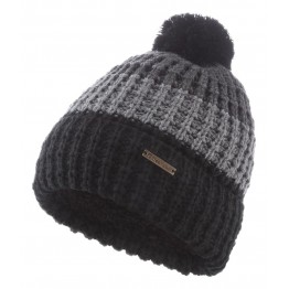 Шапка Trekmates Franklin Knit Hat черная