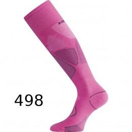 Носки Lasting SWL розовые