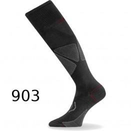 Шкарпетки Lasting SWL чорні