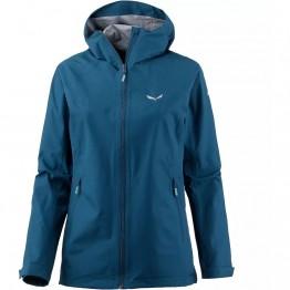 Куртка Salewa Aqua Wmn 3.0 (2019) женская синяя