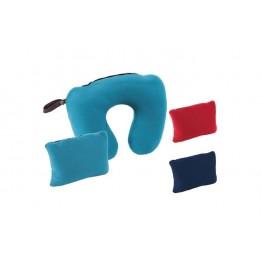 Набір подушок Trekmates 2 in 1 Pillow Sleep Set синій
