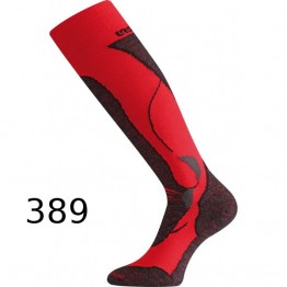 Носки Lasting STW красные