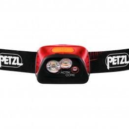 Фонарик Petzl Actik Core (450) красный