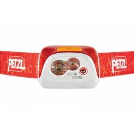 Ліхтарик Petzl Actik Core червоний