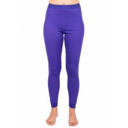 Термоштаны Campri Thermal женские фиолетовые