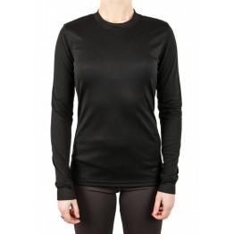 Термокофта Campri чорна жіноча