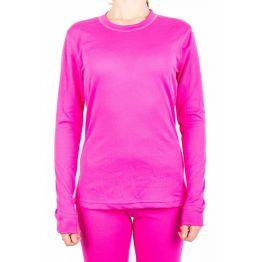 Термокофта Campri Thermal жіноча рожева