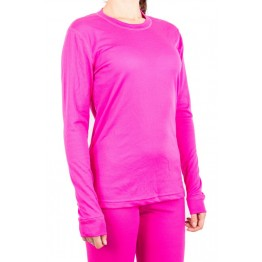 Термокофта Campri Thermal женская розовая