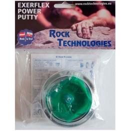 Еспандер Rock Technologies Power Putty зелений
