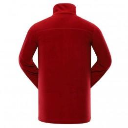 Флис Alpine Pro Cassius 4 (2021) мужской красный