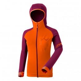 Флис Dynafit Radical PTC Wmn женский оранжевый