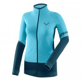 Флис Dynafit TLT Light Thermal Jacket Wms женский голубой