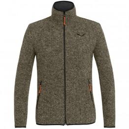 Флис Salewa Corda 2L Wool Mns мужской коричневый