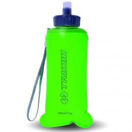 Фляга Trimm Gel-Flask-a 500 зеленая