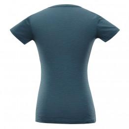 Футболка Alpine Pro Aliana жіноча синя