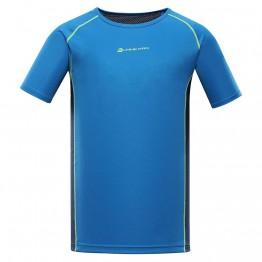 Футболка Alpine Pro Leon 2 мужская синяя