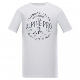 Футболка Alpine Pro Uneg 9 мужская белая