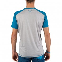 Футболка Dynafit Transalper Light S/S Tee Mns чоловіча синя