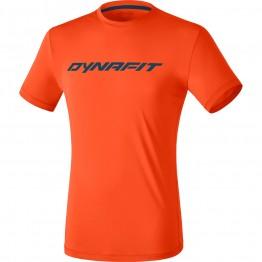 Футболка Dynafit Traverse 2 мужская оранжевая
