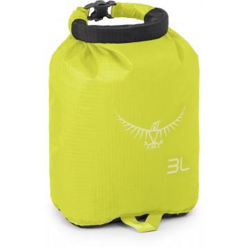 Гермомішок Osprey Ultralight Drysack 3 зелений