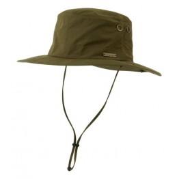 Капелюх Trekmates Borneo hat зелений