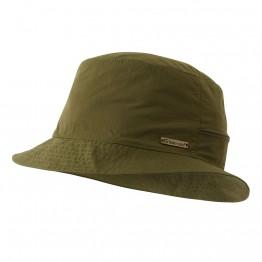 Шляпа Trekmates Mojave Hat зеленая