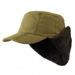 Шляпа Trekmates Tunley Hat зеленая