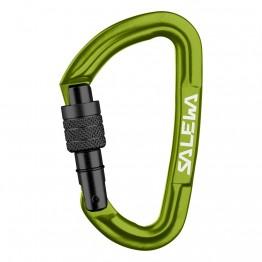 Карабин Salewa Hot G3 Screw зеленый
