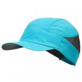 Кепка Trekmates Shine cap блакитна