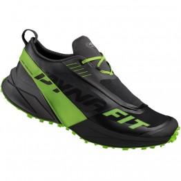 Кроссовки Dynafit Ultra 100 Mns мужские черные/зеленые