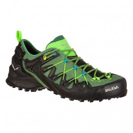 Кроссовки Salewa Wildfire Edge GTX Mns мужские зеленые