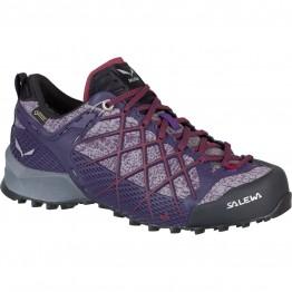 Кроссовки Salewa WS Wildfire GTX женские фиолетовые