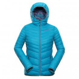 Куртка Alpine Pro Idika жіноча блакитна