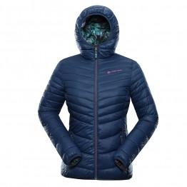 Куртка Alpine Pro Idika жіноча синя