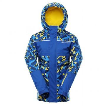 Куртка Alpine Pro Intko 2 дитяча синя