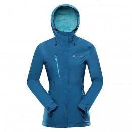 Куртка Alpine Pro Lanka жіноча синя